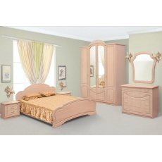 Спальня Світ Меблів Камелия