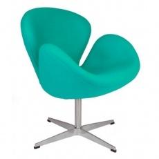 Кресло барное Grupo SDM СВ (ткань зеленая)