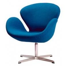 Кресло барное Grupo SDM СВ (ткань синяя)
