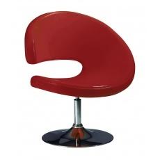 Кресло барное Grupo SDM Опорто (цвет красный)