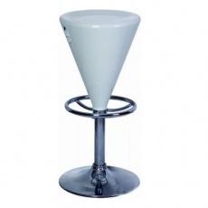 Стул барный Grupo SDM Коно (цвет белый)