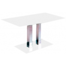 Стол обеденный Grupo SDM Аврора (цвет белый)