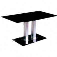 Стол обеденный Grupo SDM Аврора (цвет черный)