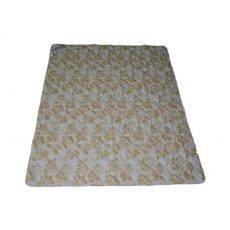 Одеяло Традиция Ночное искушение 150 желтое