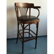 Кресло барное мягкое Bel-Wood Аполло КМФ 305-01-2 (H 800)