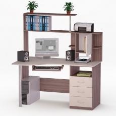 Стол компьютерный - LED 4