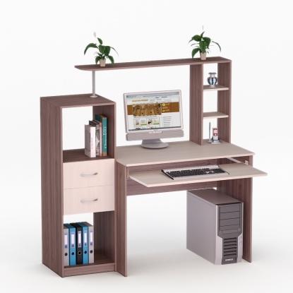 Стол компьютерный - LED 18