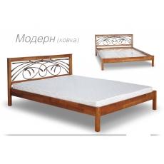 """Кровать """"МОДЕРН"""" с ковкой"""
