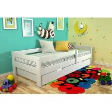 Детская кровать Альф - сосна