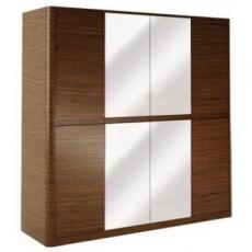 Шкаф 4d с зеркалом VARADERO