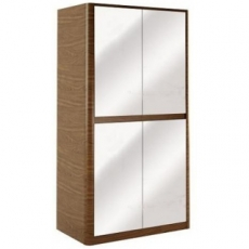 Шкаф2d с зеркалом VARADERO