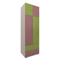 Шкаф Аззаре система Dori Pink