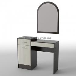 Туалетный столик с зеркалом АКМ БС-3/ БС-6