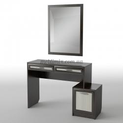 Туалетный столик с зеркалом АКМ БС-7/ БС-10