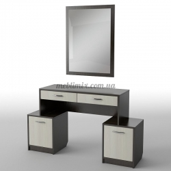Туалетный столик с зеркалом АКМ БС-13/ БС-16