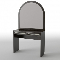 Туалетный столик с зеркалом АКМ БС-21/ БС-24