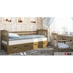 Кровать Venger Ева с бортиком