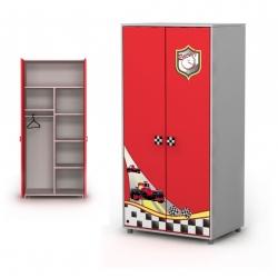 Шкаф двухдверный Briz Driver Dr-02-1