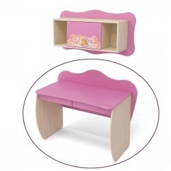 Стол с шухлядами Briz Cinderella Cn-08-1