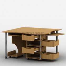 Компьютерный стол Тиса-4