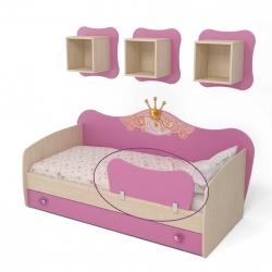 Защитный бортик для кровати Briz Cinderella Cn-20
