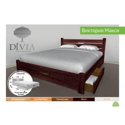 Кровать Виктория Макси с ящиками