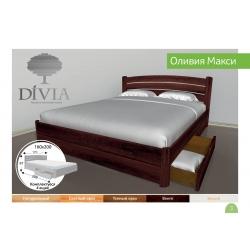 Кровать Оливия Макси с ящиками