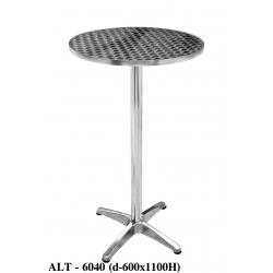 Стол алюминиевый ALT - 6040
