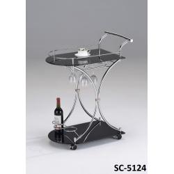 Стол сервировочный передвижной SC-5124