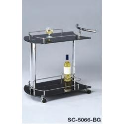 Стол сервировочный передвижной SC-5066-BG