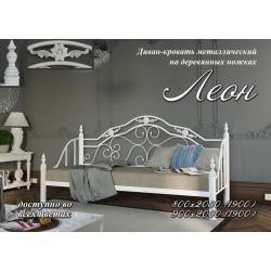 Диван-кровать Bed Metal Леон