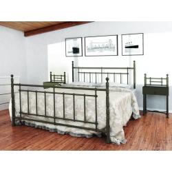 Кровать Bed Metal Неаполь