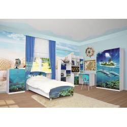 Детская комната Світ Меблів Мульти Дельфины