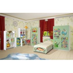 Детская комната Світ Меблів Мульти Алфавит