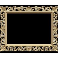 Рама для зеркала Мебликофф №1