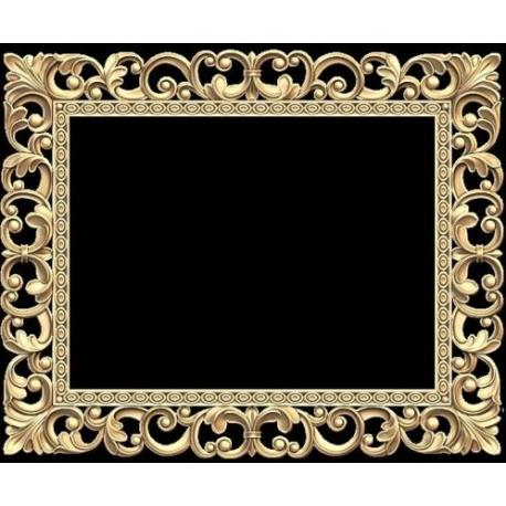 Рама для зеркала Мебликофф №2