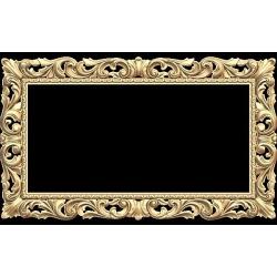 Рама для зеркала Мебликофф №3