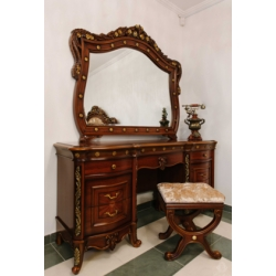 Туалетный столик с зеркалом Sofia-Mebel Париж