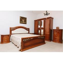 Кровать 180 Sofia-Mebel Валенсия