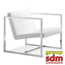 Кресло Grupo SDM Нортон (белый)