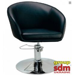 Кресло Grupo SDM Мурат Р (черные)