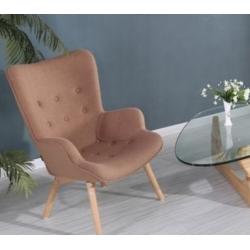 Кресло Grupo SDM Флорино (цвет коричневый )