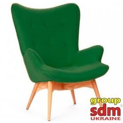 Кресло Grupo SDM Флорино (цвет зеленый )