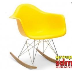 Кресло-качалка Grupo SDM Тауэр R (цвет желтый)