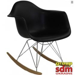 Кресло-качалка Grupo SDM Тауэр R (цвет черный)