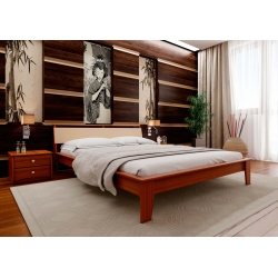 Кровать ЧДК Венеция (мягкое изголовье)