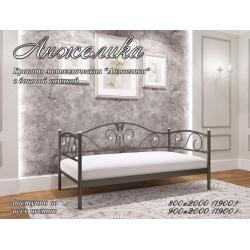 Диван-кровать Bed Metal Анжелика