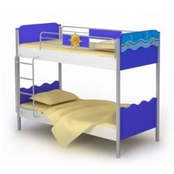 Шкаф трехдверный Briz Ocean