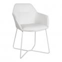 Кресло Nicolas Laredo (Ларедо) белое