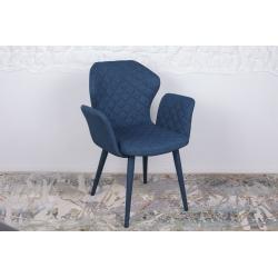 Кресло Nicolas VALENCIA синее